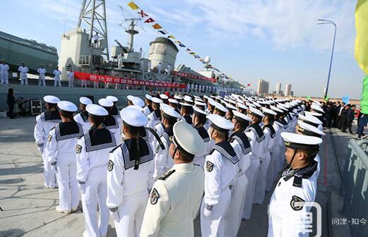 航母编队海军节后对游客开放 可用微信提前预约