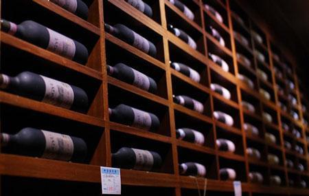 去年中国葡萄酒销量增幅居全球之首