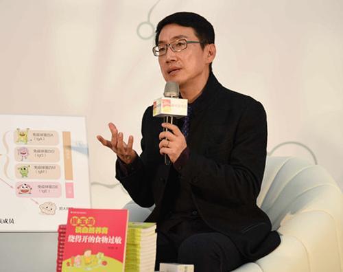 人气医生崔玉涛:食物过敏原来是喂养方式惹了祸