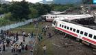 台铁事故致数十人死亡