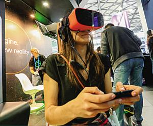 互联网多领域迎来爆发式增长:VR 社交 网红