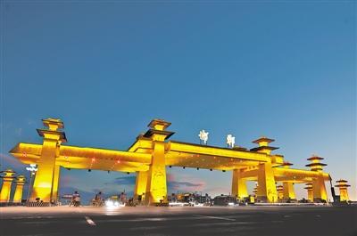 邯郸:优化布局打造区域中心城市