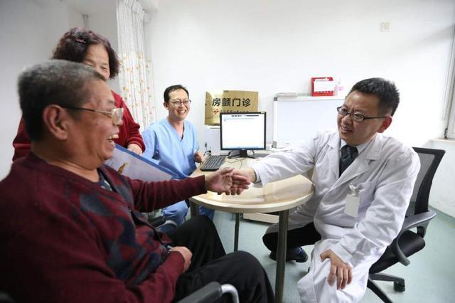 """""""心脏联盟""""与第一中心医院合作共建房颤门诊开诊"""