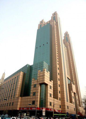 天津百货大楼图片