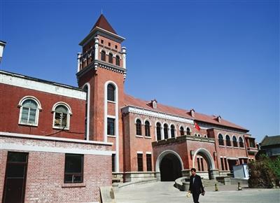 天津市历史风貌建筑 张园提升改造工作基本完工