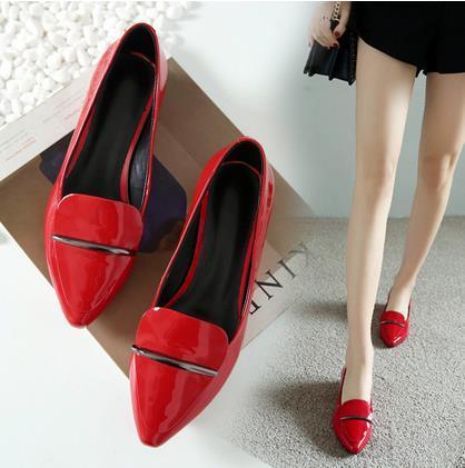 春夏单鞋,你想怎么穿