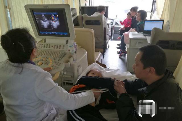 800余名贫困先心病患儿童获免费救治
