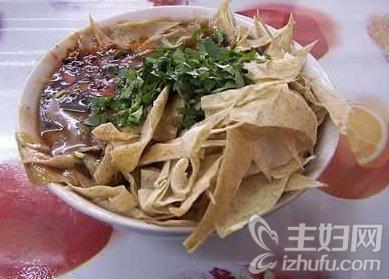 锅巴怎样做 天津锅巴菜的做法