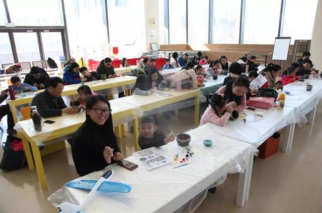 绘陶器纹饰 剪喜庆窗花——天博文化体验活动回顾