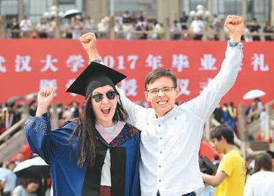 中国已成亚洲最大留学目的国 留学结构不断优化