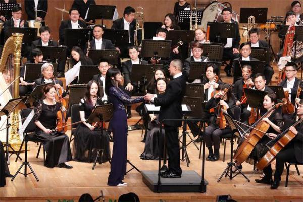谭盾携谭维维唱响国际音乐节 心上丝路中国首演