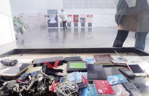 天津图书馆设失物招领处保管遗失物品