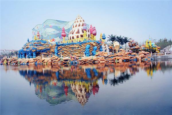 探访京津冀最大主题公园 方特欢乐世界