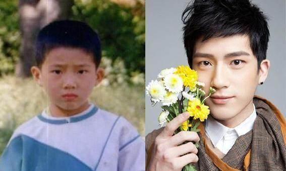 李易峰小时后照片_六大当红男星童年旧照曝光 李易峰小时候就那么帅