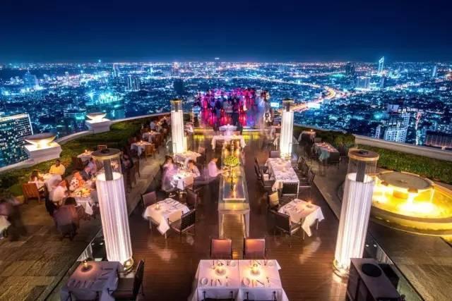 全球21家最美餐厅 七夕的顶级浪漫都在这