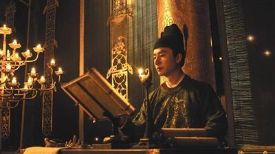 黄轩:《妖猫传》里白居易像个孩子