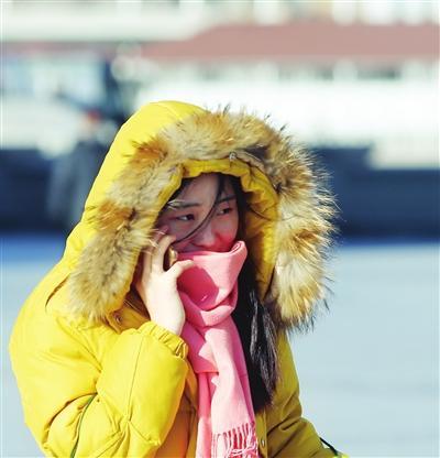 昨日天津最低气温达-14℃ 入冬以来最冷