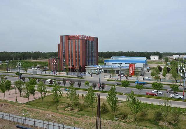 【产业园区】安次经济开发区