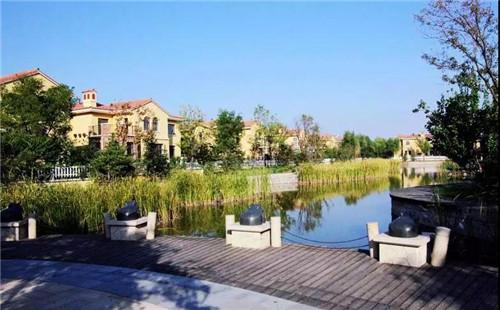 藏在天津的 美国小镇 ,景色美到窒