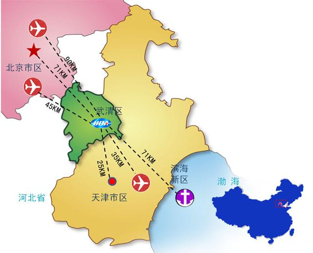 【产业园区】天津武清经济开发区