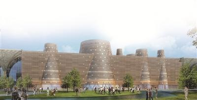 天津要再建一批标志性建筑!高大上外观亮瞎眼