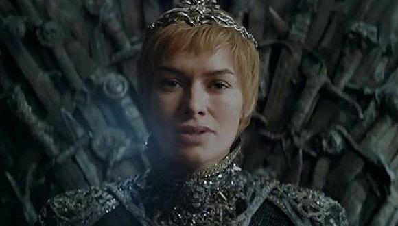 揭秘《权利的游戏》第七季预告片 瑟曦登上铁王座