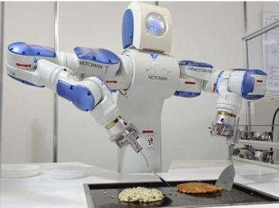 家用服务机器人技术支撑提高: 专利战推动行业洗牌