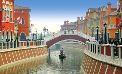 武清区旅游业发展全面提速
