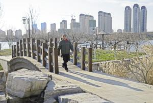 梅江公园提升改造工程全部完工 满足多元休闲功能