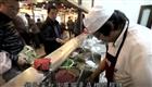 锅巴菜和豆腐脑