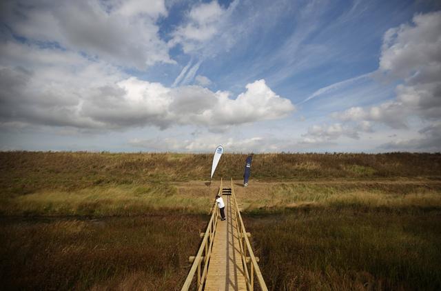 欧洲最大人工自然保护区即将建设完工