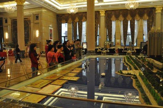 长沙万达公馆与华远华中心哪个楼盘好