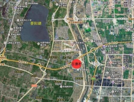 太原170个城中村2020年整拆完成 盘点太原热销城改房