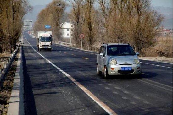 太原一道路建成通车 横跨汾河纵贯东西