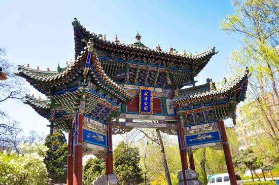 迎泽公园10月1日全新开门迎客 盘点紧邻公园热盘