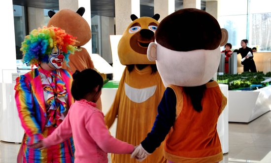 三千渡丛林总动员 熊出没欢乐上演