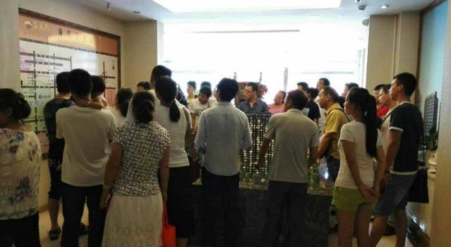 9月27日国庆看房团完美落幕