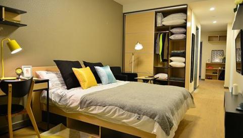 """繁华闹市中的绝版小户型   东瑞创意街公寓成为投资""""宠儿"""""""