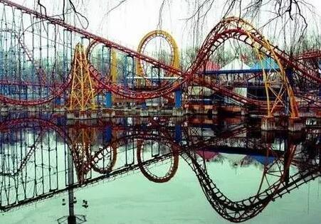 太原迎泽公园改造再曝新亮点 主打明清风