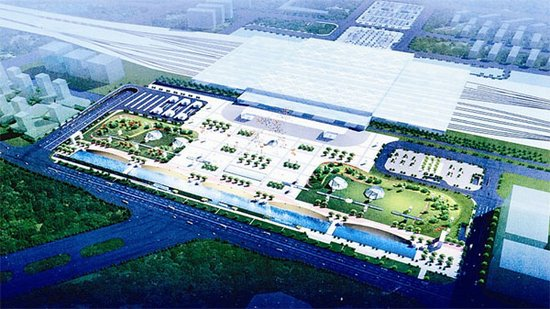 太原南站规划图-太原南站商圈呼之欲出 房地产发力商机四伏