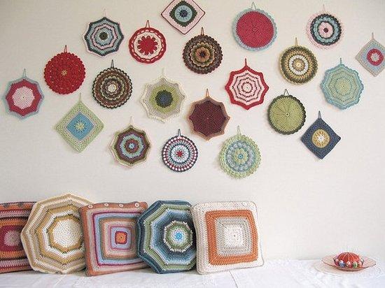 创意钩针编织 苏格兰女孩花样工作室