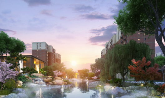 上兰村改造蠢蠢欲动 拟打造产业、生态、文旅小镇