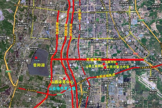 0351-7877555 山投恒大青运城 太原将承办2019年第二届全国青年运会图片
