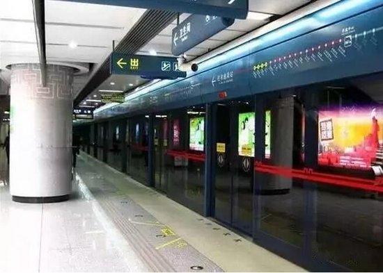 太原地铁第一个封顶车站将现 周边楼盘极力推荐