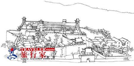 山西十大民间古堡图片