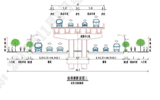 西铭路(玉门河~九院沙河)建设工程方案公示 周边楼盘荐