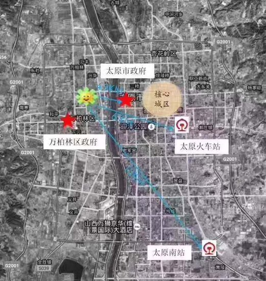 吾悦广场来了!新城控股进驻太原后北屯三宗优质地块