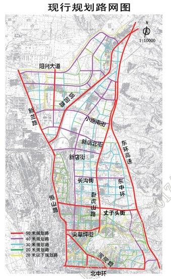 北城人民有福了!太原北部区域最新路网规划大曝光