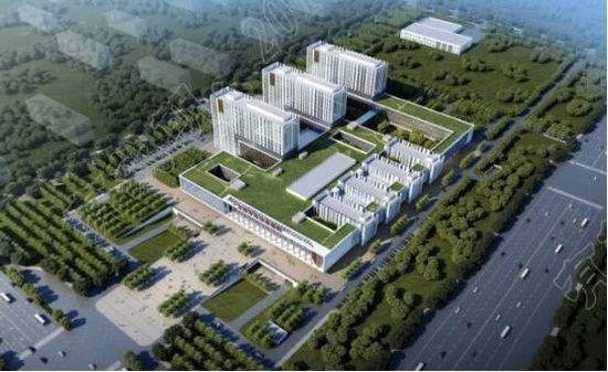 最新规划 2017太原西山片区,要建这么多学校医院图片