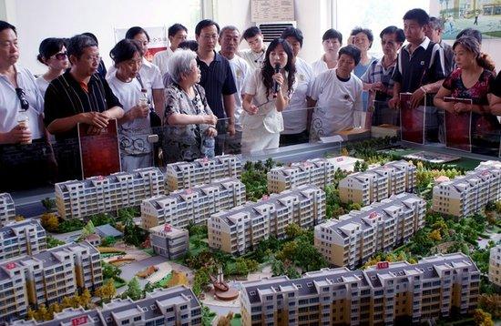 明年中国房地产市场将由二线城市主导